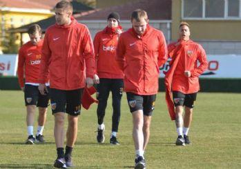 Kayserispor'da hedef Beşiktaş galibiyeti
