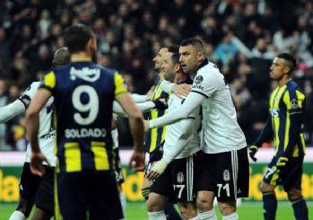 Beşiktaş farkı 2'ye çıkardı!