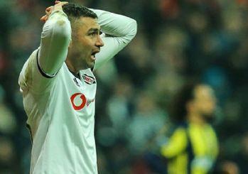 Burak Yılmaz'dan Beşiktaş taraftarlarına özür mesajı