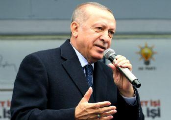 Erdoğan'dan HDP'li Sezai Temelli'ye tepki: Türkiye'yi terk et!