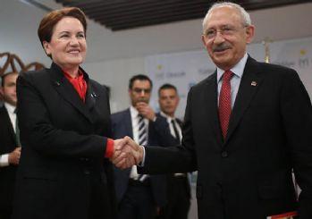 Kılıçdaroğlu ile Akşener'den ortak miting kararı