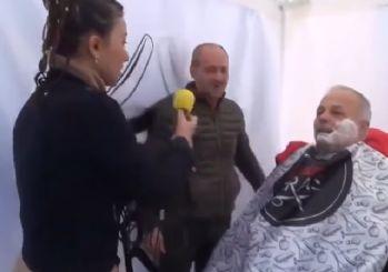 CHP'li Belediye Başkan adayından tanzim berber!