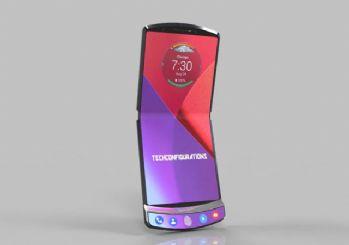 Motorola da Katlanabilir Telefon Üretecek!