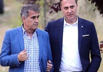 Şenol Güneş Beşiktaş'tan istifa edecek mi?