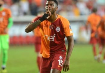 Donk 1 yıl daha Galatasaray'da