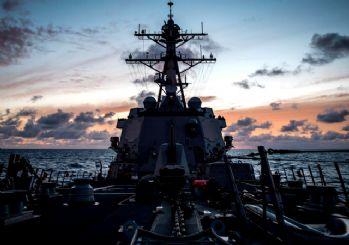 ABD'den 'Güney Çin Denizi' çıkışı