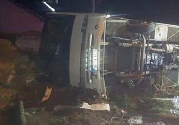 Kazada hayatını kaybeden Ankaragücü taraftarlarının isimleri belli oldu