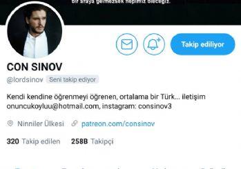 'İttifak AK Parti'ye yaradı' Con Sınov'la gündeme dair