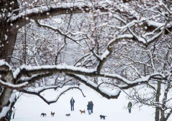 Meteoroloji kar uyarısı verdi!