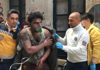 Beyoğlu'nda yangın faciası: 4 ölü