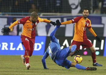 Aslan Erzurum'da 8 puan düştü!