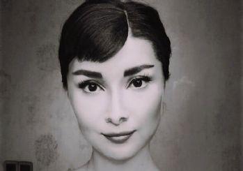 Çinli makyaj sanatçısının dönüştüğü ünlüler!