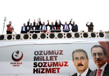HDP'ye verilen yardımlar Kandil'e gidiyor! Destici tepki gösterdi