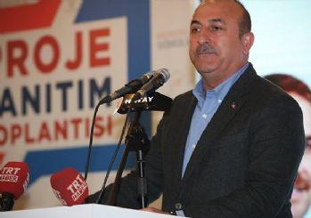 Çavuşoğlu: DHKP-C, PKK, FETÖ ve Esad ile ittifak içindeler
