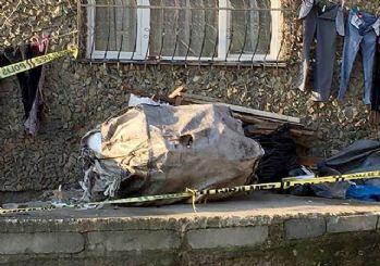 Gaziosmanpaşa'da patlama oldu! Anne-kız yaralandı