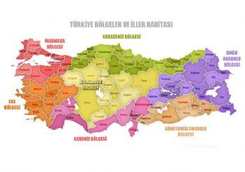 Herkes kendi memleketinde yaşasa Türkiye'nin en büyük 10 ili!