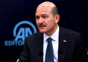 Süleyman Soylu'dan İttifak uyarısı: PKK, Vali ve kaymakamları sokağa çıkarmaz!