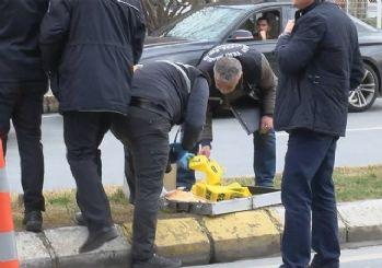 Bakırköy Adliyesinde silahlı saldırı: 1 yaralı