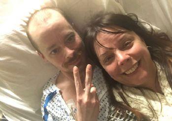 6 ay ömrü kalan hastaya Trump'tan destek!