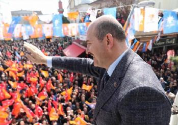 Soylu'dan Kılıçdaroğlu'na: Topu Erdoğan'a verin doksana çaksın!