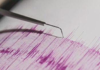 Akdeniz'de 3 deprem oldu!