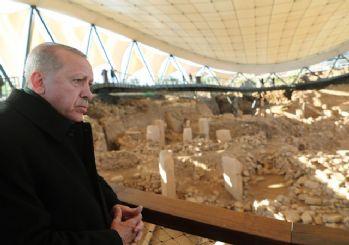 Erdoğan Göbeklitepe'de: Bölgenin açılışını yapacak