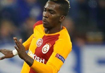 Galatasaray'da ilk yolcu Onyekuru