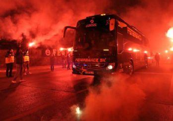 Taraftarlardan Fenerbahçe'ye tam destek
