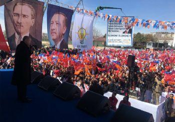 Erdoğan'dan Akşener'e: Onun kaçacak deliği yok!