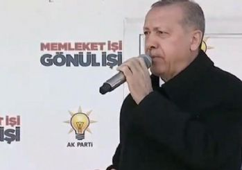 Cumhurbaşkanı Erdoğan Akşener'i hedef aldı