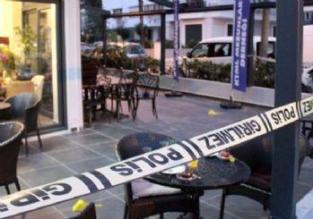 Kadıköy'de bir kafeye silahlı saldırı