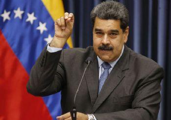 Maduro'dan elektrik kesintisi açıklaması: Sorumlu ABD!