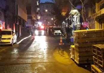 Polis memurundan iş yeri sahibine kurşun yağmuru