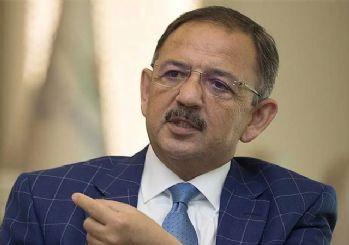 Mehmet Özhaseki'den HDP'ye üstü kapalı eleştiri: Bir gün olsun terörü lanetlemediler!