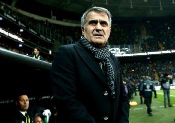 Beşiktaş taraftarından Şenol Güneş'e tepki Guti'ye destek!