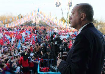 Cumhurbaşkanı Erdoğan: Ayrım yapanlar alçaktır!