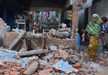 Endonezya'da deprem! 5,5 büyüklüğünde