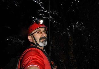 Sivas'ta dev mağara! Hiç ziyaret edilmemiş...