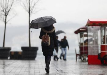 Meteoroloji duyurdu: Yurdu yağış bekliyor!
