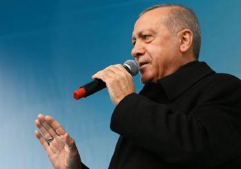Cumhurbaşkanı Erdoğan: Karşımıza hep CHP çıktı!