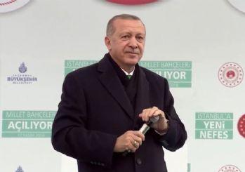Erdoğan: Cani İstanbul'a gelmiş, bağlantılarını bulacağız