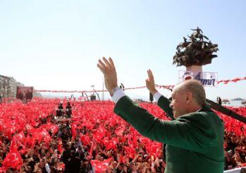 Erdoğan açıkladı! İzmir mitingine kaç kişi katıldı?