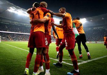 Galatasaray'dan muhteşem geri dönüş! 3-2