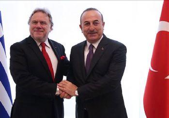 Yunanistan Dışişleri Bakanı'ndan Doğu Akdeniz açıklaması: Türkiye'nin hakkı var!