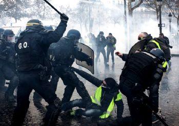Fransız bakandan 'Çapulculara' acımayın talimatı!
