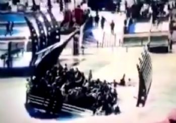 Irak'ta feribot battı: Ölü sayısı 100'e çıktı! 50 kişilik feribota 170 kişi bindi ve...