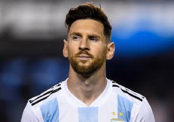 Arjantin Milli Futbol Takımı: ''Messi bu gezegenden değil''