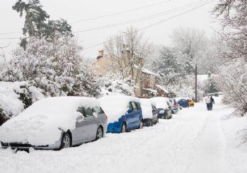Meteoroloji'den 6 ile kar uyarısı!
