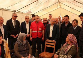Denizli Valisi Karahan: Depremde hasar gören 500'e yakın ev var