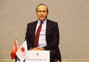 Eski büyükelçi Namık Tan'a cevap: Türkiye'yi değil Amerika'yı ikaz edin!